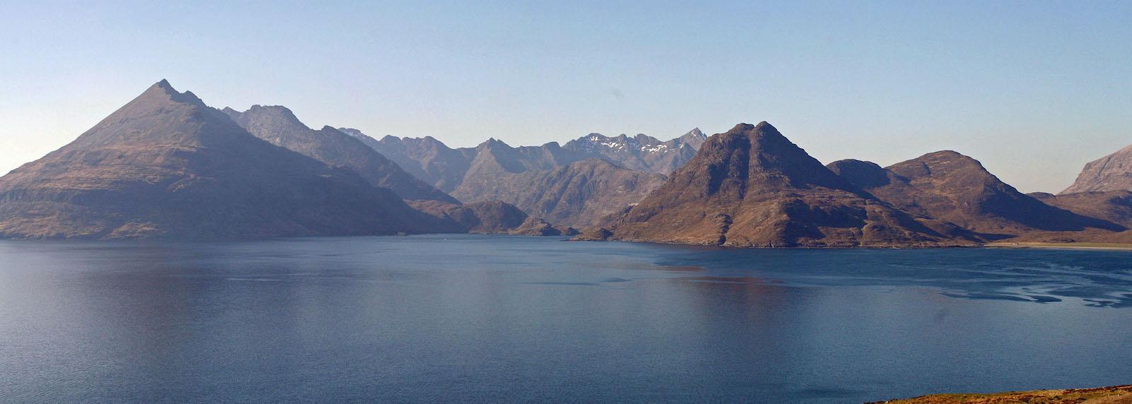 Cuillin Panorama_Skye